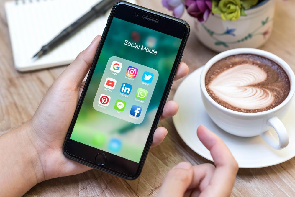 gestão de mídias sociais para restaurantes