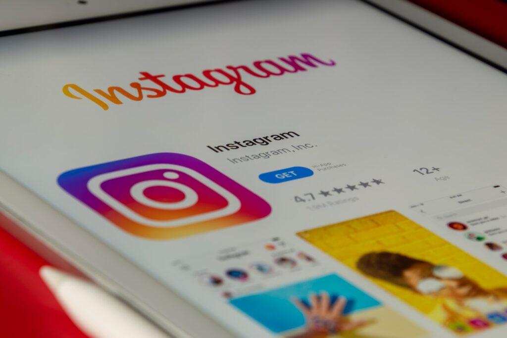 como deixar de seguir no Instagram
