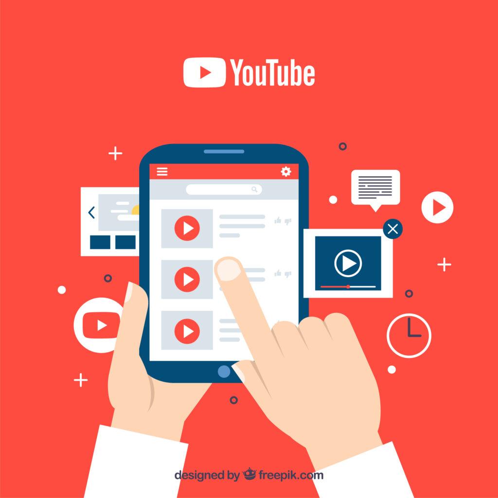 Top 5 Canais do YouTube no Brasil e no Mundo em 2021
